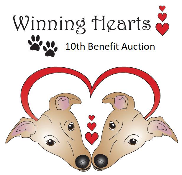 Wining Hearts 10 Auction